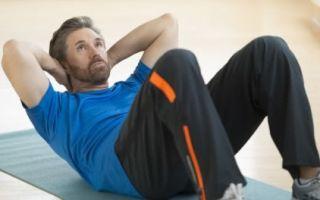 Упражнения при грыже живота: как правильно выполнять?