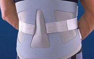 Грыжевой бандаж (корсет) — его виды и правила применения