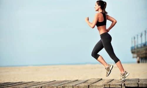 Бег при грыже поясничного отдела позвоночника: польза, допустимые физические нагрузки, скандинавская ходьба, правила, подготовка, противопоказания