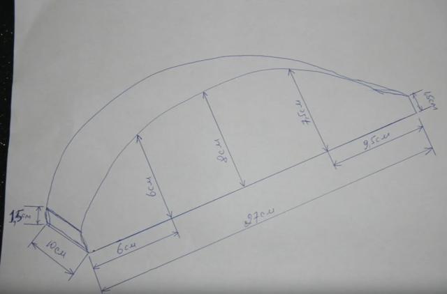 Деревянная подушка Мейрама: лечение грыжи, суть методики, как сделать по чертежу, отзывы