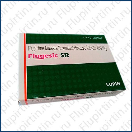 Флупиртин: инструкция по применению, цена, аналоги и отзывы