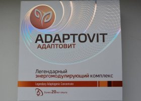 Адаптовит: инструкция по применению, цена и отзывы